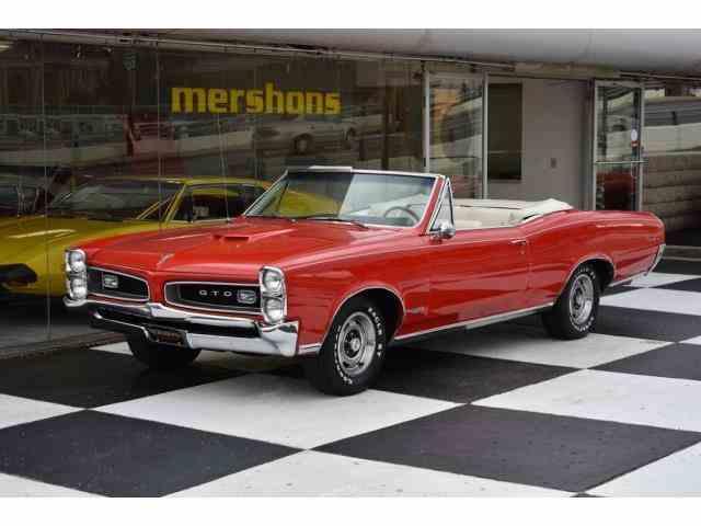 1966 Pontiac GTO | 981880