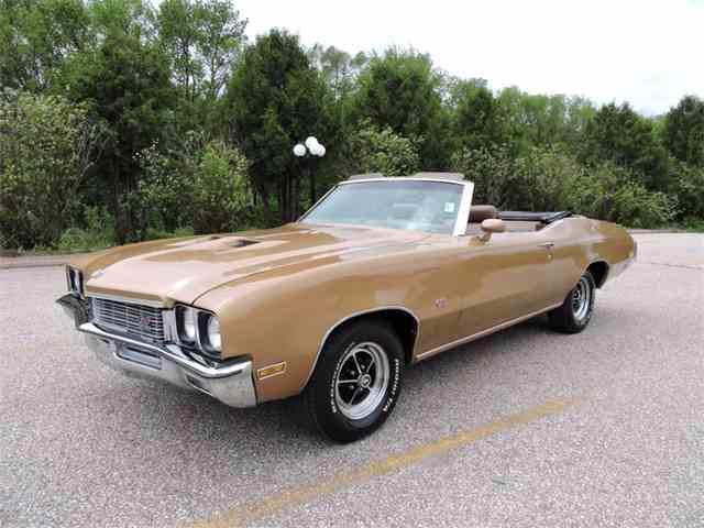 1972 Buick Gran Sport | 981884