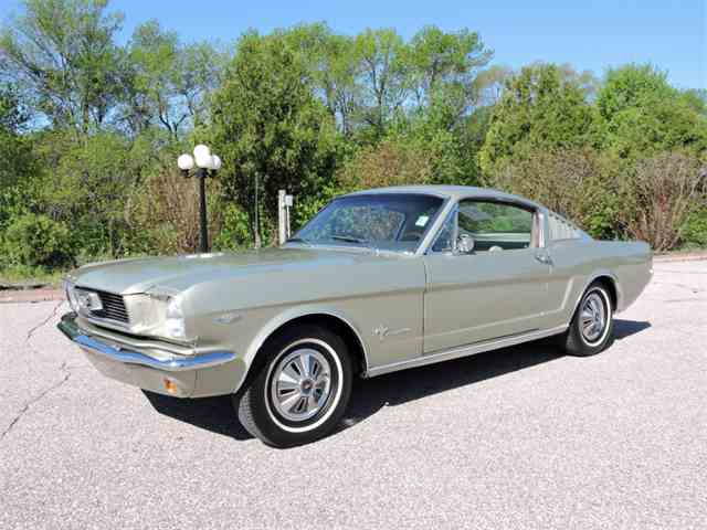 1966 Ford Mustang | 981885