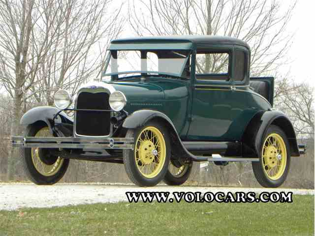 1929 Ford Model A | 981887