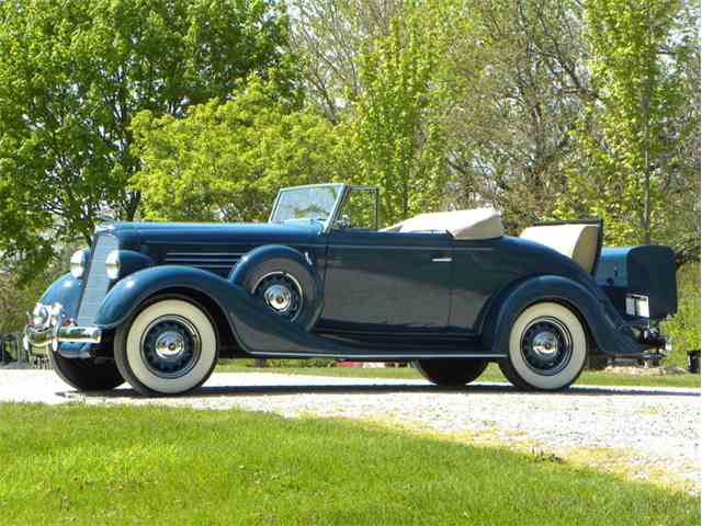 1935 Buick 46 C Special Convertible Coupe | 981893