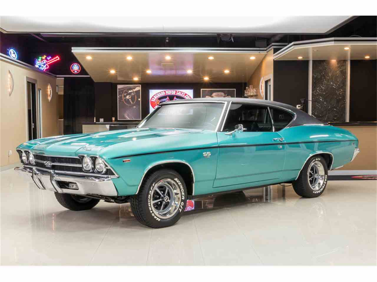 Large Picture of '69 Chevelle - L1MW