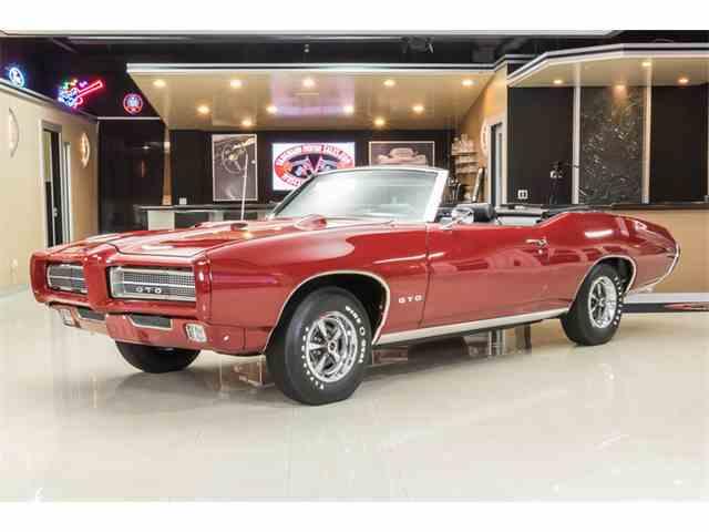 1969 Pontiac GTO | 981897