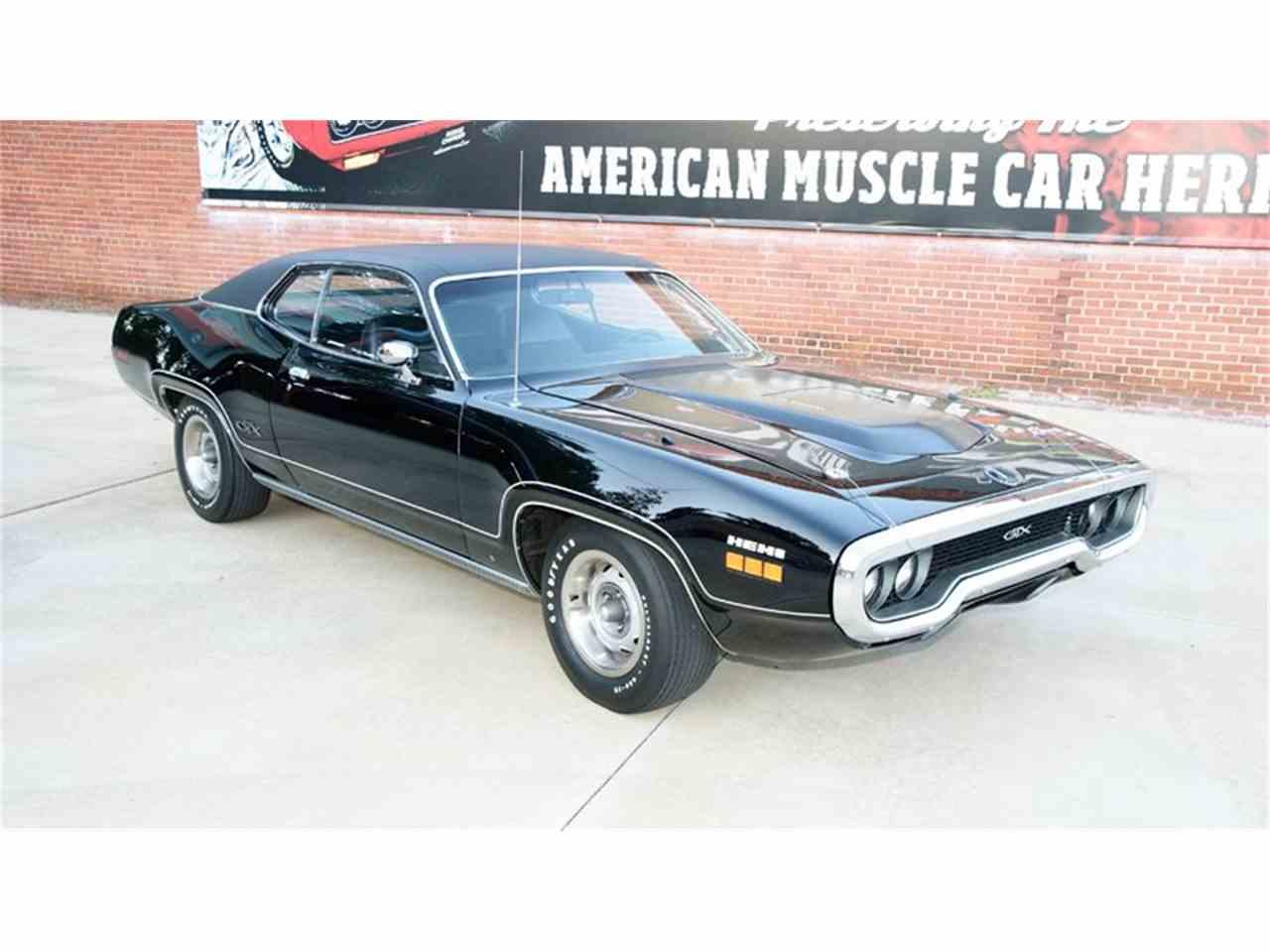 1971 Plymouth GTX for Sale - CC-981898