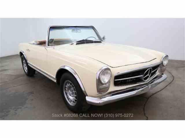 1963 Mercedes-Benz 230SL | 980019