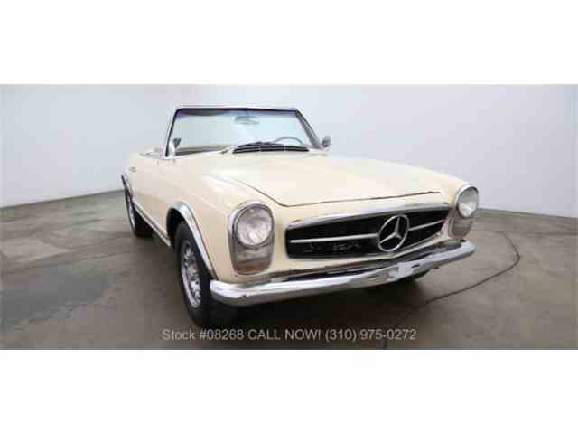 1963 Mercedes-Benz 230SL | 980019