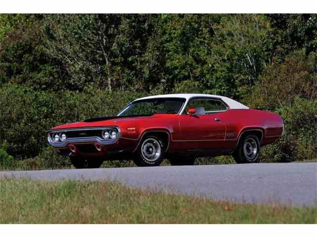 1971 Plymouth GTX | 981901