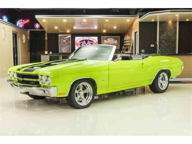 1970 Chevrolet Chevelle | 981907