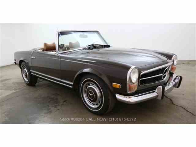 1970 Mercedes-Benz 280SL | 981910