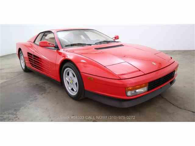 1990 Ferrari Testarossa | 981913