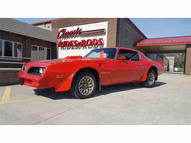 1977 Pontiac Firebird Trans Am | 981914