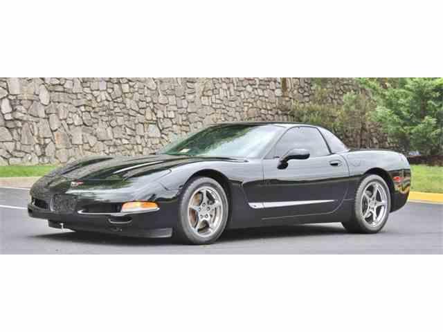 2000 Chevrolet Corvette | 981920