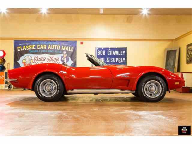 1973 Chevrolet Corvette | 981923
