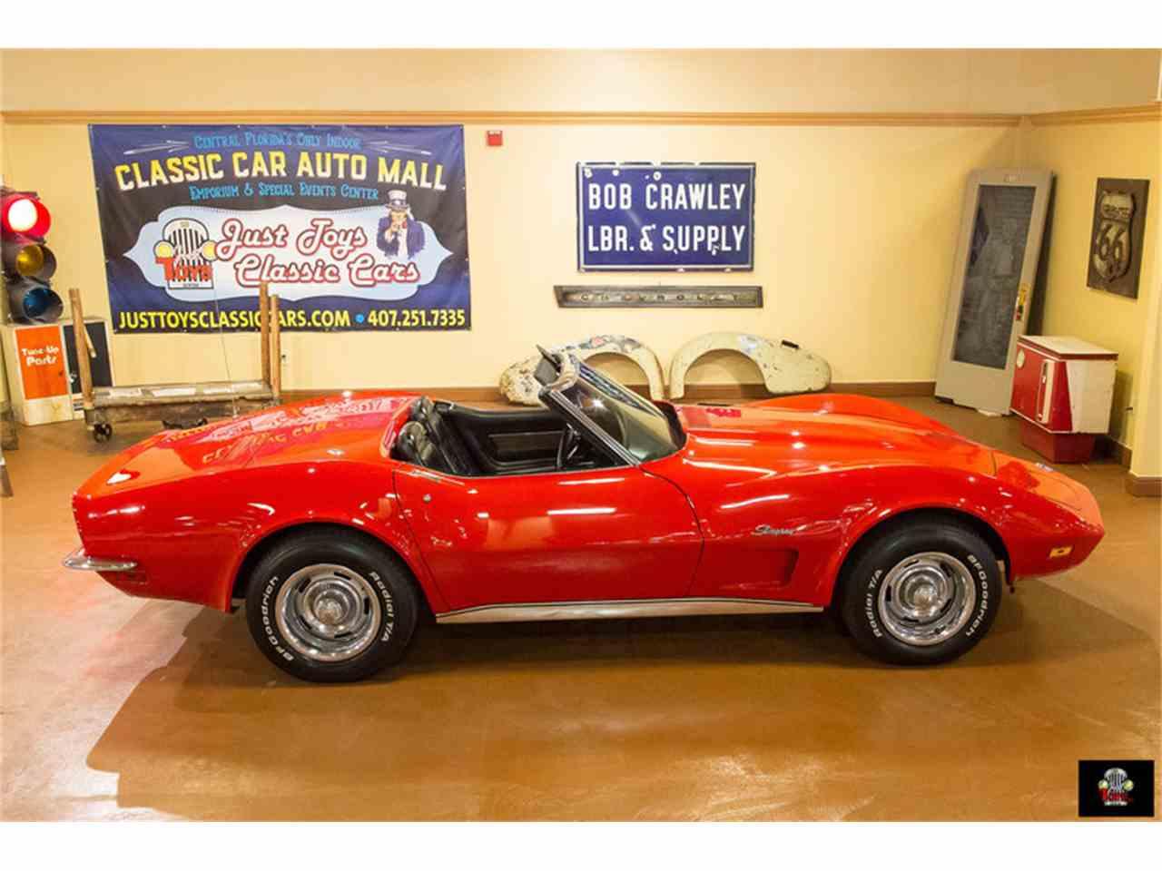 Large Picture of '73 Corvette - L1NN