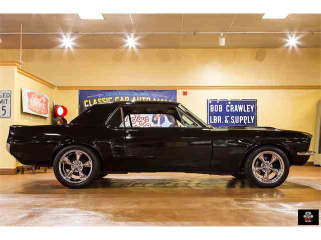 1967 Ford Mustang | 981925