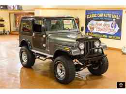 1986 Jeep CJ7 for Sale - CC-981926