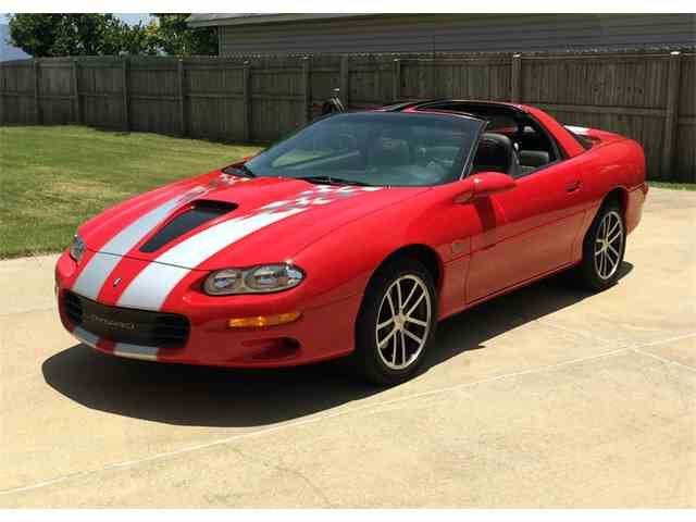 Classifieds For 2002 Chevrolet Camaro 42 Available