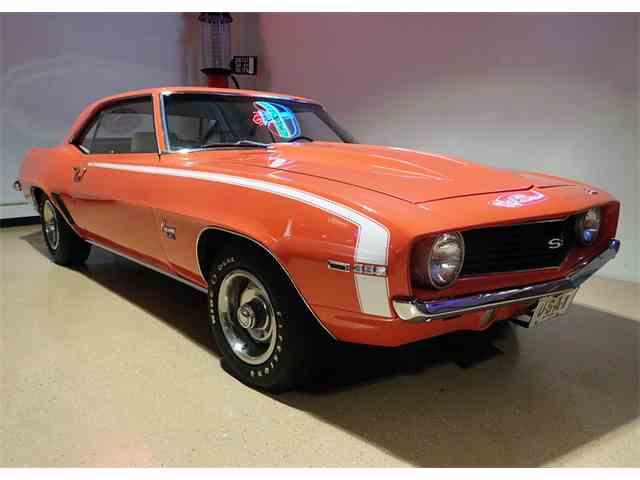 1969 Chevrolet Camaro SS | 981935