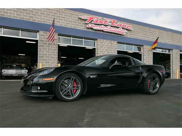 2007 Chevrolet Corvette | 981938