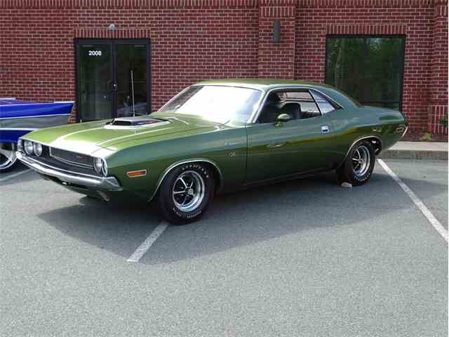 1970 Dodge Challenger R/T | 981945