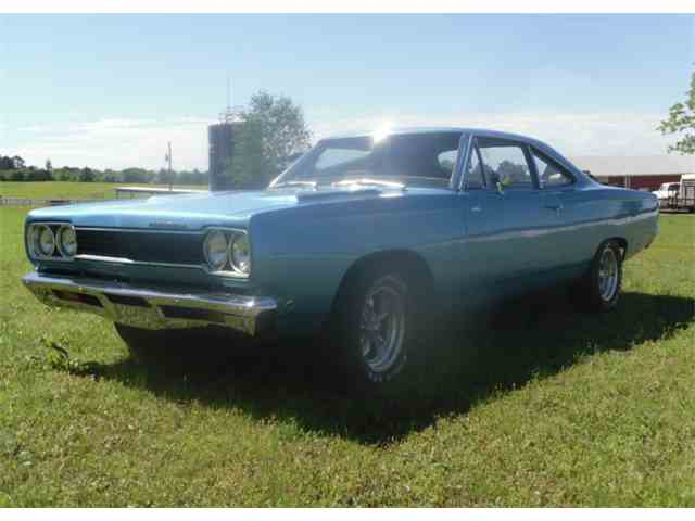 1968 Plymouth Road Runner | 981951
