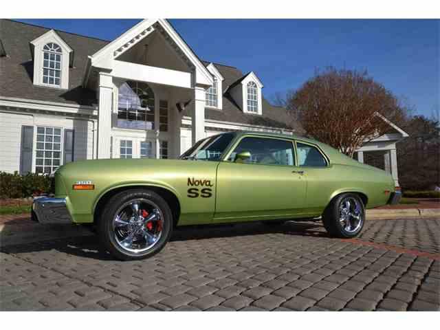 1974 Chevrolet Nova SS | 981957