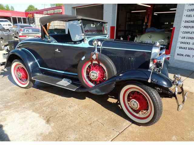 1931 Chevrolet Roadster | 981958