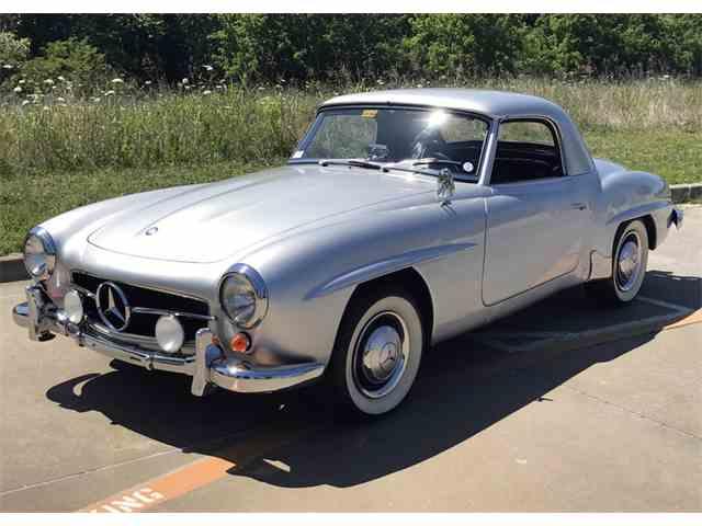 1956 Mercedes-Benz 190SL | 981963