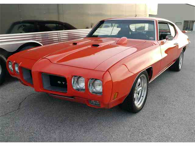 1970 Pontiac GTO | 981966