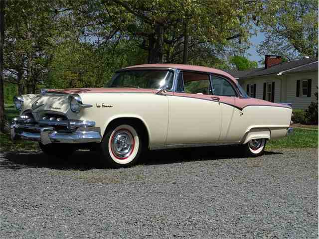 "1955 Dodge Custom Royal Lancer ""La-Femme"" 