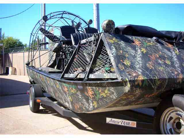 1992 Panther 16' Air Boat   981981