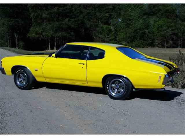 1971 Chevrolet Chevelle SS | 981982