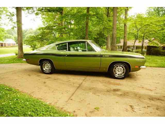 1969 Plymouth Barracuda | 981987