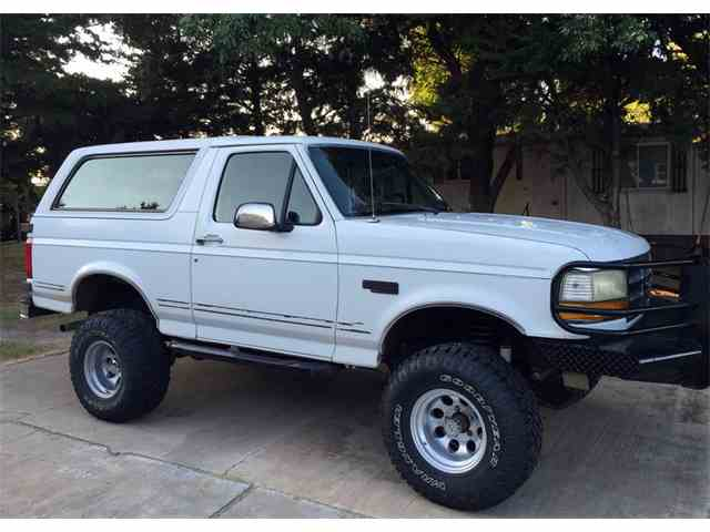 1992 Ford Bronco | 981990