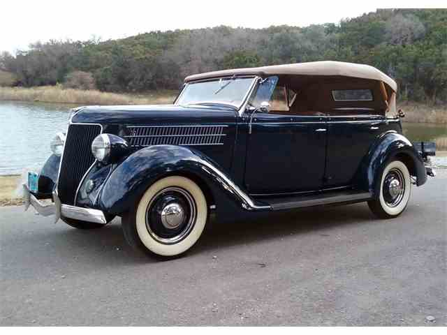 1936 Ford 2-Dr Coupe | 981991