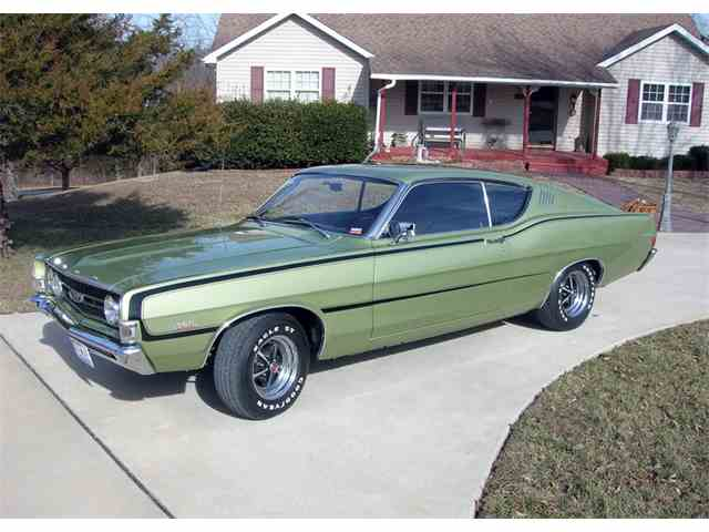 1968 Ford Torino | 981992
