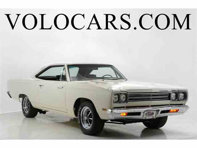 1969 Plymouth Road Runner | 980002