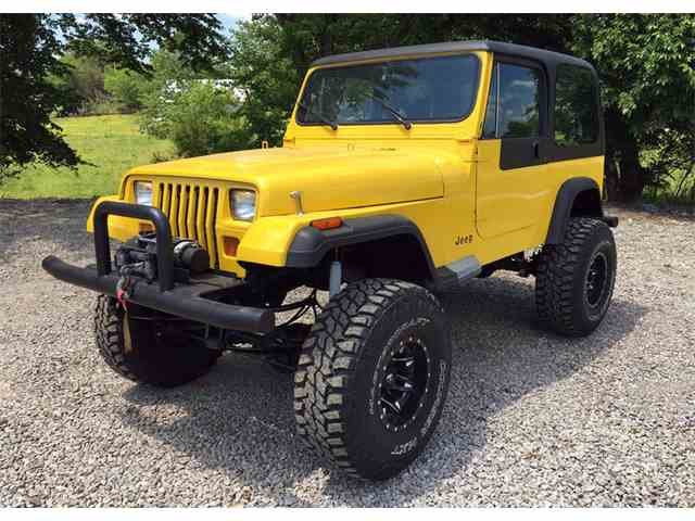 1990 Jeep Wrangler   982009