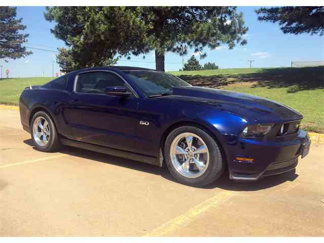 2012 Ford Mustang | 982012