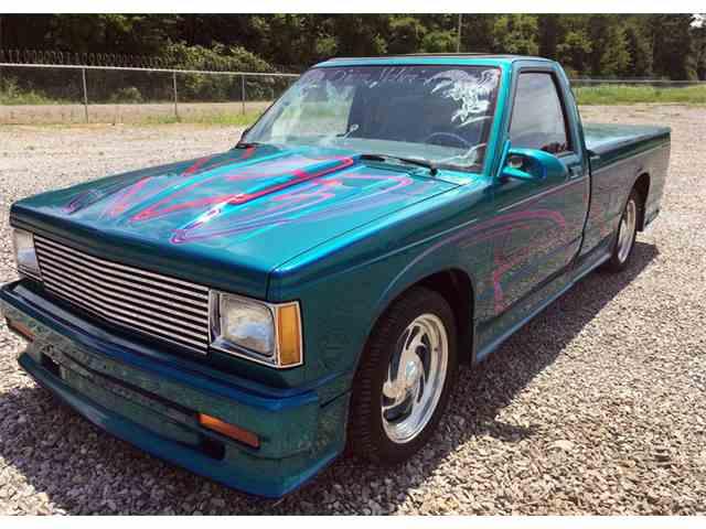 1984 Chevrolet Custom S10 | 982014