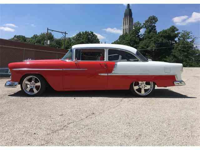 1955 Chevrolet Custom | 982016