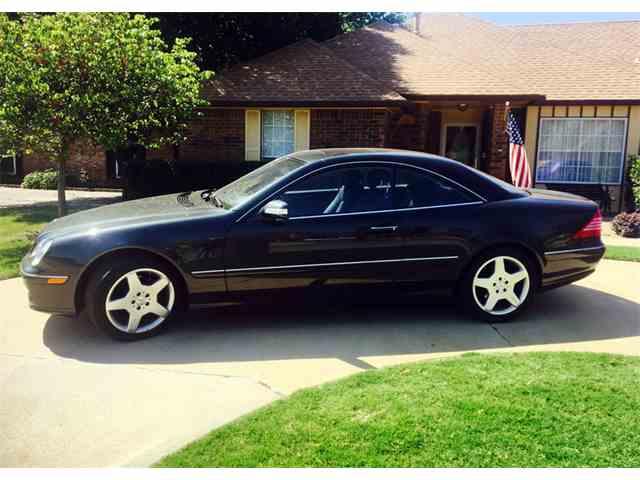2004 Mercedes-Benz CL500 | 982025