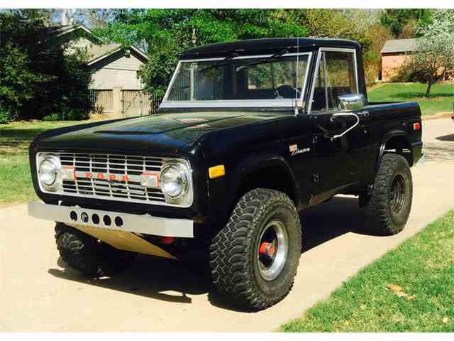 1974 Ford Bronco | 982034