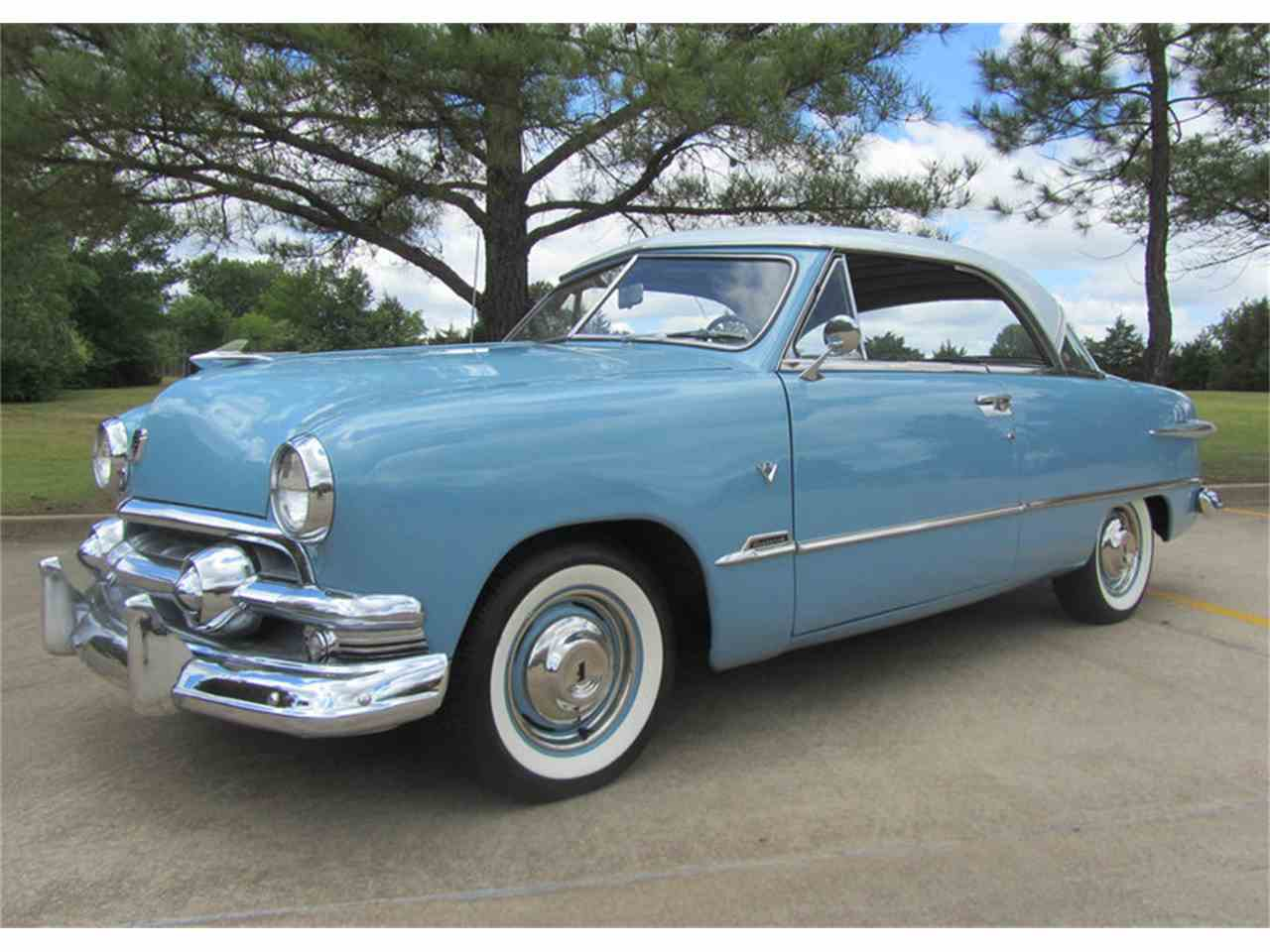 1951 Ford Crown Victoria For Sale Classiccars Com Cc