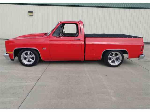 1984 Chevrolet Fleetside   982042