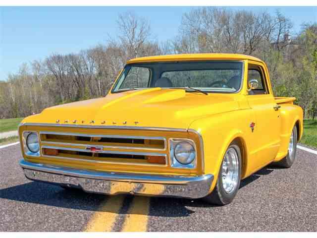 1969 Chevrolet C/K 10 | 982051