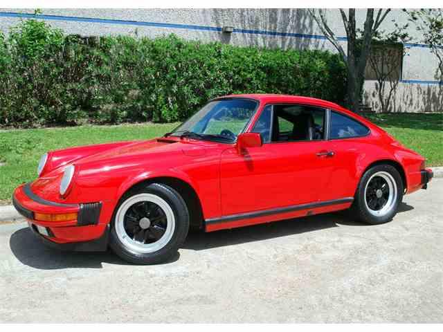 1987 Porsche 911 Carrera | 982054