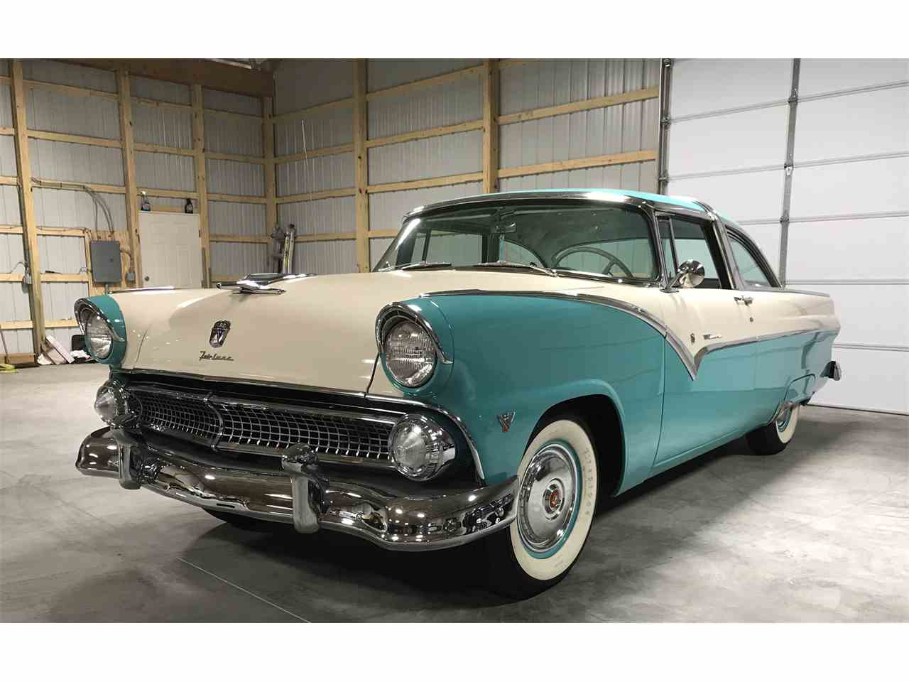 1955 ford fairlane crown victoria blog cars on line - 1955 Ford Crown Victoria Cc 982064