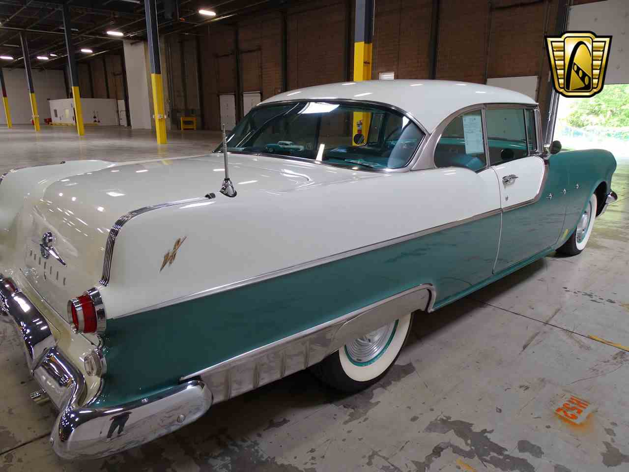 1955 pontiac star chief for sale cc 982093 for Deptford motor vehicle inspection
