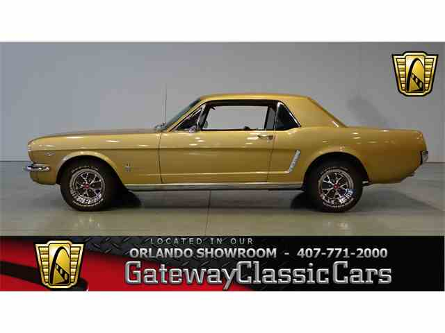 1965 Ford Mustang | 982096